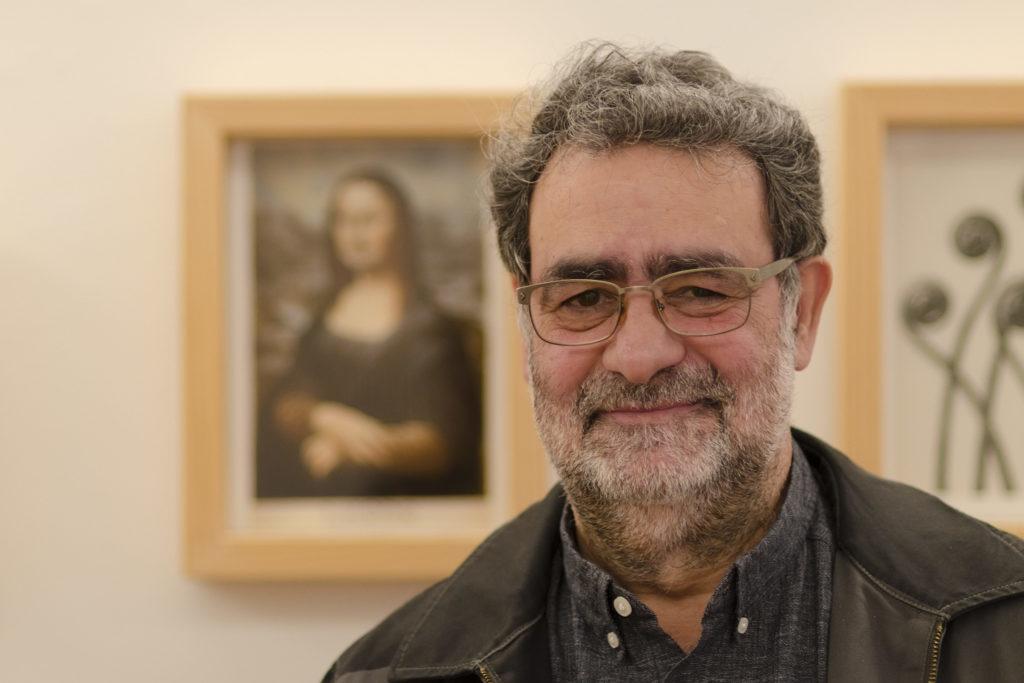 Joan Fontcuberta en La Voz de Galicia