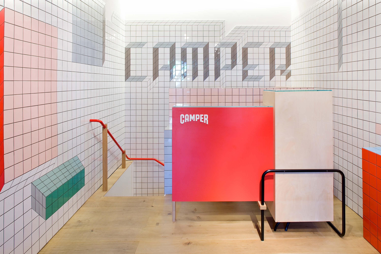 Camper Store London, 2010. Camper—«Camper Together», Mallorca, España. Foto: Sánchez y Montoro