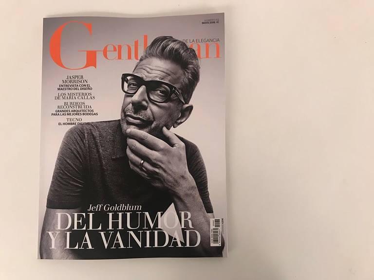 Rodrigo García en Gentelman